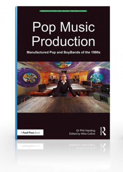 Signed book  'Pop Music Production'  |  with ROW postage